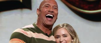 'Jungle Cruise': Watch Emily Blunt & Dwayne Johnson In New Trailer!