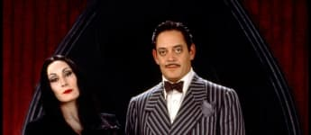 Raul Julia and Anjelica Huston starred in 'The Addams Family' in 1991.