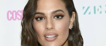 Ashley Graham Stuns In Breastfeeding Photo For Special COVID-19 Issue of 'Vogue'.