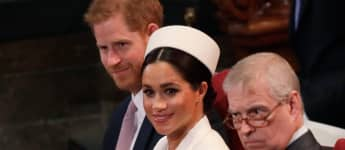 Big Change For Prince Andrew, Harry and Meghan on Official Royal Website