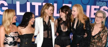 The cast of Big Little Lies at the Season 2 Premiere