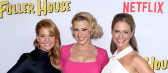 Fuller House cast celebrates series finale with karaoke version of theme song