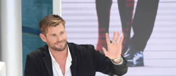 Chris Hemsworth Surprises 'The Today Show' Staff And Takes Over The Weather Report
