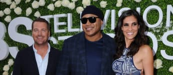 Chris O'Donnell, LL Cool J and Daniela Ruah NCIS: L.A. 250 Episodes