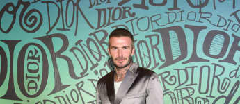 David Beckham shows off his culinary skills in new Instagram video - Even impressing celebrity chef Gordon Ramsay!