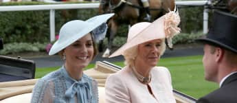 Duchess Kate joins Camilla for a video call and makes a promise