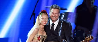"Gwen Stefani Shares Selfie With ""Best Friend"" Blake Shelton And Wishes Him Happy Birthday"