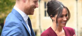 Prince Harry and Duchess Meghan announce their first engagement in 2020! And it's today!
