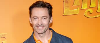 Hugh Jackman at the Missing Link New York Premiere in 2019