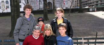 The Roloff family