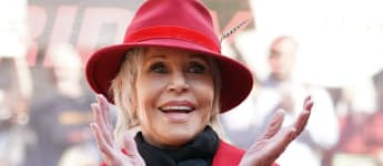 "Jane Fonda Launches Virtual 'Fire Drill Fridays' On TIkTok: ""Google Me"""