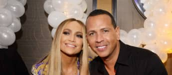One of THE couples of our time: Jennifer Lopez and Alex Rodriguez.