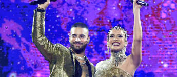 """Jennifer Lopez Teases New Music Video With Maluma: """"Feeling Extra Grateful And Excited"""""""