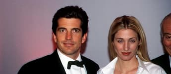 John F. Kennedy Jr. and Carolyn Bessette-Kennedy