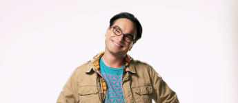 "Johnny Galecki as ""Leonard Hofstadter"" in 'The Big Bang Theory'."