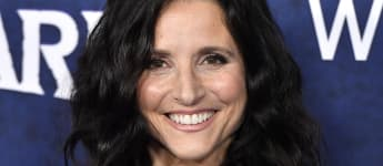 Julia Louis-Dreyfus Reacts To Viral Video Of Donald Trump Dancing