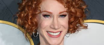 """Kathy Griffin Is In The Hospital With """"Unbearably Painful"""" Symptoms Of COVID-19"""