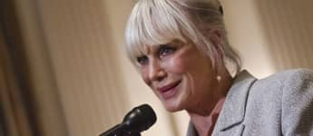 "Linda Evans today ""Krystle Carrington"" in Dynasty"