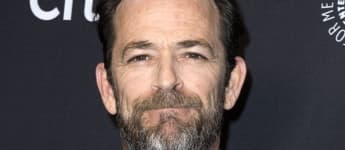 Luke Perry at the 2018 Paley Fest.