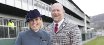 Mike Tindall talks about homeschooling his daughter and helping the NHS.
