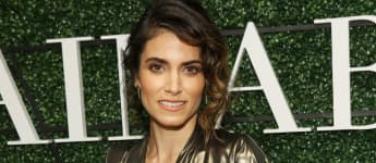 Nikki Reed Designed the Cutest Earth Day T-Shirts Made From Recycled Water Bottles