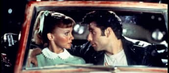 "Olivia Newton-John and John Travolta dress up as ""Sandy"" and ""Danny"" for first time since Grease"