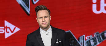Olly Murs Pays Emotional Tribute To Caroline Flack On The Day Of Her Funeral
