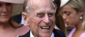 "Buckingham Palace Says Prince Philip Is ""Absolutely Fine"" Amid COVID-19 Death Rumours"