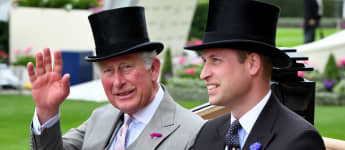 Prince William: He will be taking over his father's role as the Duke of Cornwall soon!