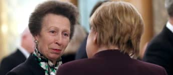 Princess Anne talks keeping up with her mother, the Queen, in a rare interview