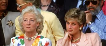 "Princess Diana's Brother: Mother ""Wasn't Cut Out For Maternity"""