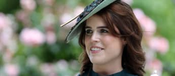 Princess Eugenie shared some new photos on Instagram along with some happy news!