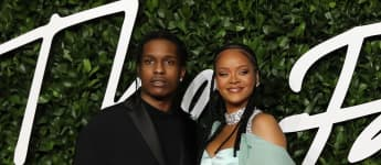 Rihanna And A$AP Rocky Talk Changing The Beauty Industry