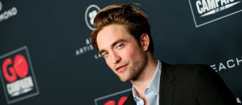 """Robert Pattinson Says It's """"Weird"""" Getting Cast in """"Good-Looking Guy Roles"""""""