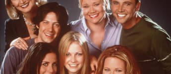 The Cast Of 'Sabrina The Teenage Witch' Reunites 23 Years Later - See The Pictures Here!