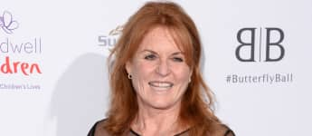 Sarah Ferguson, Duchess of York attends the Caudwell Children Butterfly Ball 2019 at The Grosvenor House Hotel on June 13, 2019