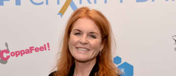 "Sarah Ferguson Makes Shocking Revelation About Her Health: ""I Was At The Bottom Bottom Of The Barrel"""