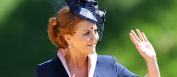 Sarah Ferguson shared a powerful message on social media on Tuesday.