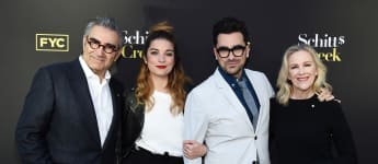 'Schitt's Creek' Wins Big At The 2020 Emmys With Comedy Sweep