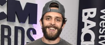 Thomas Rhett attends the 54th Academy Of Country Music Awards Cumulus/Westwood One Radio Remotes on April 06, 2019