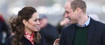 William and Kate Publicly Show Support For The Queen's Rare TV Address - Watch It All Here!