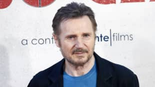 Liam Neeson's interview with the Independent made a headline in February we did NOT expect.