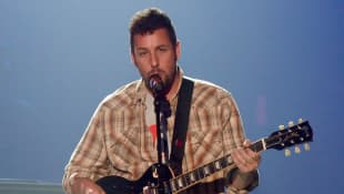 Adam Sandler Performs Fun Song For Healthcare Workers Fighting Coronavirus - Watch Here