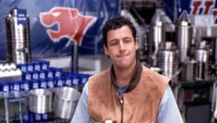 Adam Sandler in 'The Waterboy'