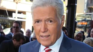 "'Alex Trebek Offers Update On His Cancer Battle: ""With A Positive Attitude, Anything Is Possible"""