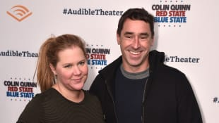 'Amy Schumer Opens Up About Husband's Autism Diagnosis And More In Tell-All Interview With Howard Stern