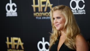 Amy Schumer Talks To 'Kimmel' Guest-Host Billy Eichner On Why She Shared Her Difficult Pregnancy With The World