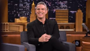 'Andy Cohen To Resume His Talk Show At Home Following Coronavirus Diagnosis