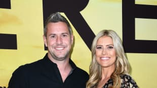 Ant Anstead Focuses On His Son Hudson Amid Split With His Wife Christina