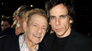 "Ben Stiller Opens Up About Saying Goodbye To Father Jerry Stiller: ""We Were Able To Be With Him"""